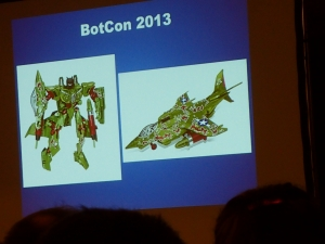 hasbro panel botcon ALL ITEM090