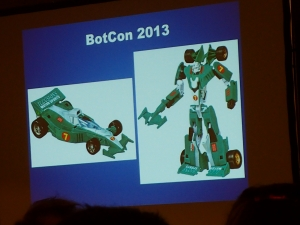 hasbro panel botcon ALL ITEM092