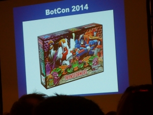 hasbro panel botcon ALL ITEM094
