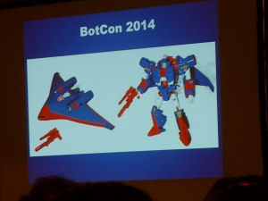 hasbro panel botcon ALL ITEM097