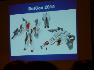 hasbro panel botcon ALL ITEM099