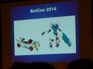 hasbro panel botcon ALL ITEM101