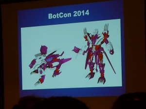 hasbro panel botcon ALL ITEM102