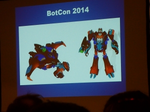 hasbro panel botcon ALL ITEM105