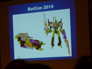 hasbro panel botcon ALL ITEM106