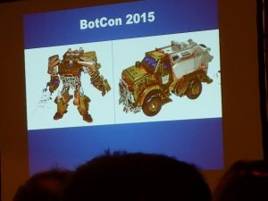 hasbro panel botcon ALL ITEM107