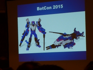 hasbro panel botcon ALL ITEM109