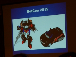 hasbro panel botcon ALL ITEM112