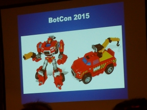 hasbro panel botcon ALL ITEM113