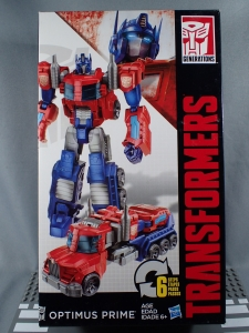 Transformers Cyber Commander Series Optimus Prime001