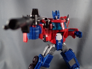 Transformers Cyber Commander Series Optimus Prime007