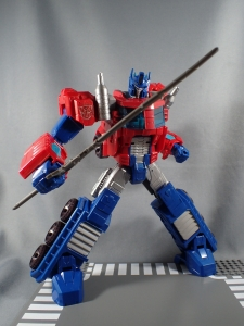 Transformers Cyber Commander Series Optimus Prime009
