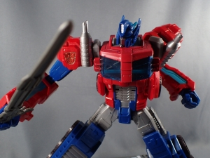 Transformers Cyber Commander Series Optimus Prime010