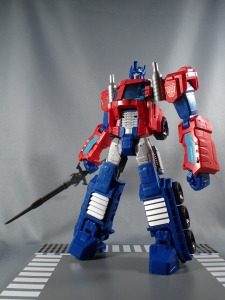 Transformers Cyber Commander Series Optimus Prime013