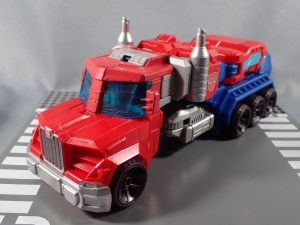 Transformers Cyber Commander Series Optimus Prime014