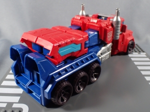 Transformers Cyber Commander Series Optimus Prime015
