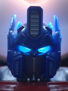 Transformers Cyber Commander Series Optimus Prime026