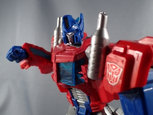 Transformers Cyber Commander Series Optimus Prime033