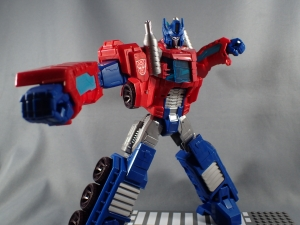 Transformers Cyber Commander Series Optimus Prime034
