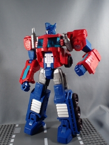 Transformers Cyber Commander Series Optimus Prime039