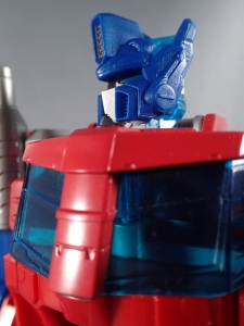 Transformers Cyber Commander Series Optimus Prime040