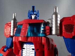 Transformers Cyber Commander Series Optimus Prime041