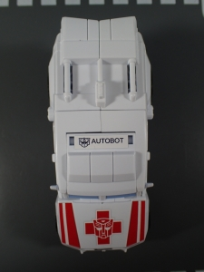 Transformers Cyber Commander Series Optimus Prime035
