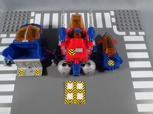 ダイアクロン DA-01 ダイアバトルス V2 バトルスネーム3機とダイアクロン隊員011