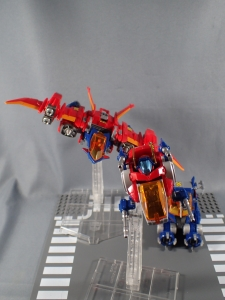 ダイアクロン DA-01 ダイアバトルス V2 バトルスネーム3機とダイアクロン隊員041