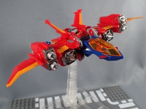 ダイアクロン DA-01 ダイアバトルス V2 バトルスネーム3機とダイアクロン隊員044