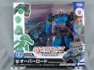 トランスフォーマー TAV46 オーバーロード025