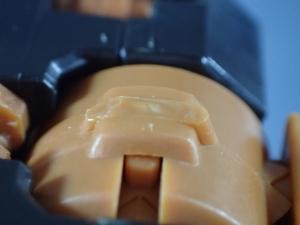 UW-07 ブルーティカス 宇宙兵 ブレストオフの腕時の干渉処理011
