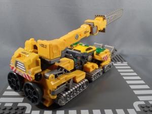 トミカ ハイパーシリーズ NEXT STAGE ハイパービルダーチーム シンクロ合体002