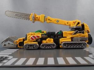トミカ ハイパーシリーズ NEXT STAGE ハイパービルダーチーム シンクロ合体003