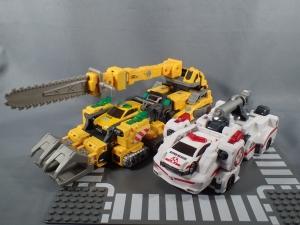 トミカ ハイパーシリーズ NEXT STAGE ハイパービルダーチーム シンクロ合体006