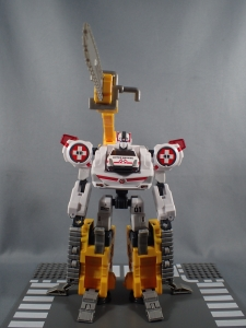 トミカ ハイパーシリーズ NEXT STAGE ハイパービルダーチーム シンクロ合体027
