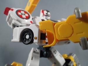 トミカ ハイパーシリーズ NEXT STAGE ハイパービルダーチーム シンクロ合体034