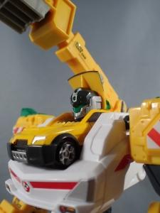 トミカ ハイパーシリーズ NEXT STAGE ハイパービルダーチーム シンクロ合体053
