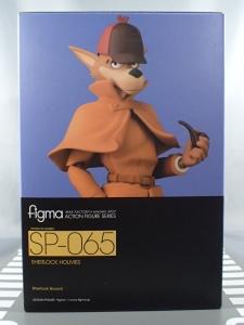 figma SP-065 名探偵ホームズ シャーロック・ホームズ004