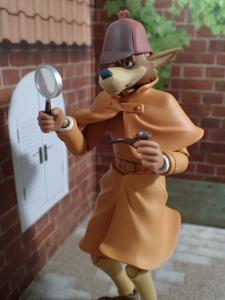 figma SP-065 名探偵ホームズ シャーロック・ホームズ039