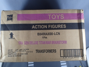 Transformer Titans Return exclusive Brainstorm001