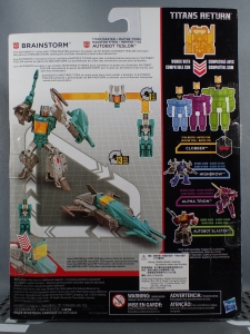 Transformer Titans Return exclusive Brainstorm003