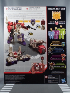 Transformers Generations Leader Powermaster Optimus Prime002