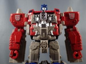 Transformers Generations Leader Powermaster Optimus Prime021