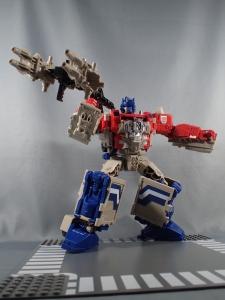 Transformers Generations Leader Powermaster Optimus Prime064