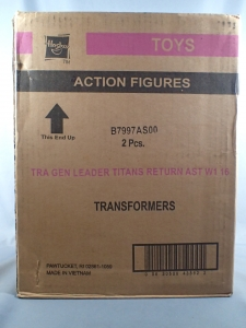 Transformers Generations パワーマスター オプティマスプライムで遊ぼう002