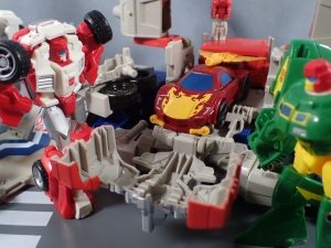 Transformers Generations パワーマスター オプティマスプライムで遊ぼう009