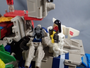 Transformers Generations パワーマスター オプティマスプライムで遊ぼう011