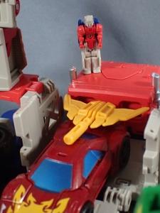 Transformers Generations パワーマスター オプティマスプライムで遊ぼう012