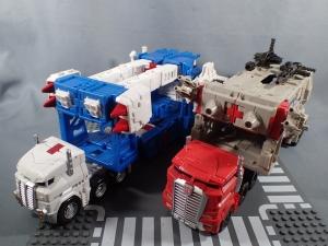 Transformers Generations パワーマスター オプティマスプライムで遊ぼう017